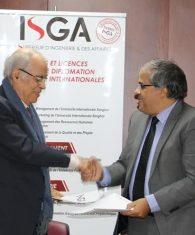 partenariat ISGA CNAM